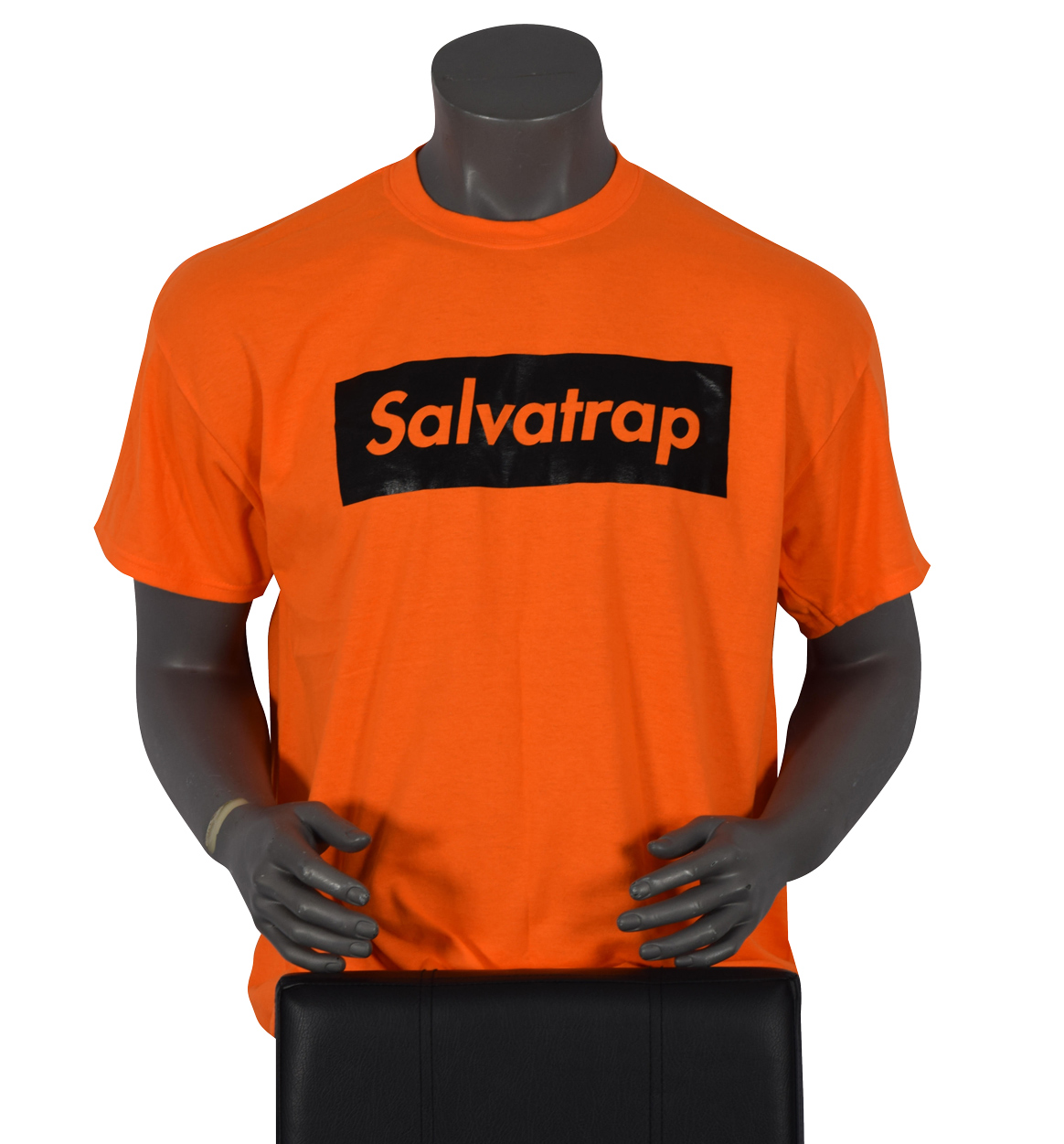 SALVATRAP – TSHIRT ORANGE